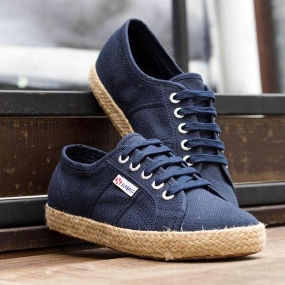 Nwt Superga 275 Espadrille Sneaker